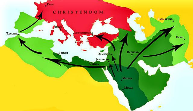 Арабские_завоевания_карта2