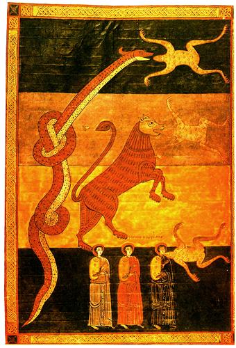 """""""И видел я выходящих из уст дракона, и из уст зверя, и из уст лжепророка трех духов нечистых, подобных жабам. Это – бесовские духи, творящие знамения; они выходят к царям земли всей вселенной, чтобы собрать их на брань в оный великий день Бога Вседержителя."""" (Откр 16:13-14)"""
