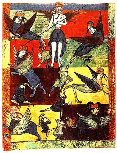 Саранча. 1028 год