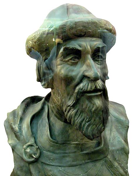 Ярослав Мудрый (реконструкция лица по черепу)