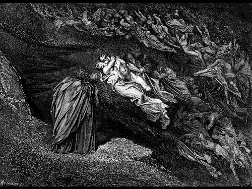 an analysis of dantes in the divine comedy section of purgatory as a depiction of dante and his stru Dante's purgatory consists of an the world of dante is a multi-media research tool intended to facilitate the study of the divine comedy through a wide range.
